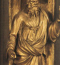 Ghiberti Lorenzo Biblical Person detail from the eastern door
