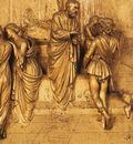 Ghiberti Lorenzo Isaac Sends Esau to Hunt panel from the eastern door