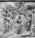Ghiberti Lorenzo The Baptism of Christ