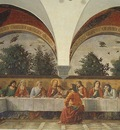 GHIRLANDAIO THE LAST SUPPER, OGNISSANTI FIRENZE