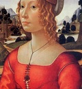 Domenico Ghirlandaio Portrait dune dame, De
