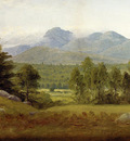 Gifford Sanford Robinson Sketch of Mount Chocorua New Hampshire