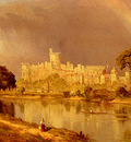 Gifford Sanford Robinson Study Of Windsor Castle