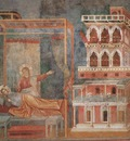 Giotto Legend of St Francis [03] Dream of the Palace
