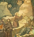 Giotto Legend of St Francis [14] Miracle of the Spring
