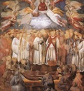Giotto Legend of St Francis [20] Death and Ascension of St Francis