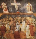 Giotto Legend of St Francis [22] Verification of the Stigmata
