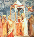 Giotto Scrovegni [19] Presentation at the Temple