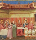 Giotto Scrovegni [24] Marriage at Cana