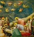 Giotto Scrovegni [36] Lamentation The Mourning of Christ