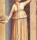 Giotto Scrovegni [45] Charity