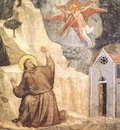 Giotto Life of Saint Francis [01] Stigmatization of Saint Francis
