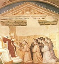 Giotto Life of Saint Francis [05] Confirmation of the Rule