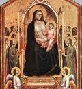 Giotto Ognissanti Madonna Madonna in Maesta