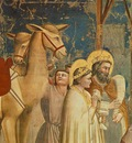 Giotto Scenes from the Life of Christ  02  Adoration of the