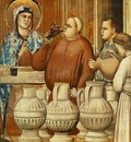 Giotto Scenes from the Life of Christ  08  Marriage at cana