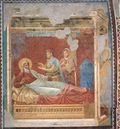 Giotto Scenes from the Old Testament  Issac Rejecting Esau,