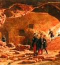 Girardet Karl Genietruppen Beim Sprengmanover 1847 Pic2