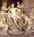 Apollo Tended by the Nymphs