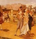 Glindoni Henry Gillard The Brave Deserve The Fair