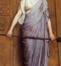 Godward At the Gate of the Temple