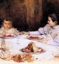 Goeneutte Norbert Berthe and Betrice Morisot Sun