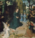 Goes The Portinari Triptych, ca 1475, 253x586 cm, Uffizi