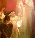 Goetze Sigismund The Vision Of Sir Percivales Sister