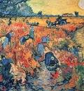 Les Vignes Rouges DArles, Vincent van Gogh 1600x1200 ID