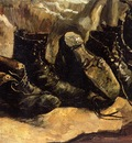 Van Gogh Vincent Three Pair of Shoes