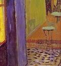 van Gogh Cafe Terrace on the Place du Forum, sept  1888, 81x