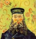 van Gogh Joseph Etienne Roulin, 1889, 66 2x55 cm, Barnes fou
