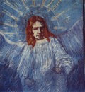van gogh angel