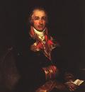 Portrait of Don Jose Queralto