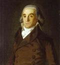 Francisco de Goya The Count of Tajo