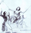 Francisco de Goya The Swing