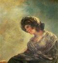Goya The Milkmaid
