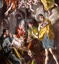 El Greco The Adoration of the Shepherds 319x180 Prado Madri