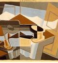 Gris The mountain Le Canigou, 1921, 65x100 cm, Albright Kn