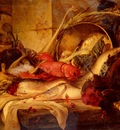 Gronland Theude A Still Life With Lobster And Game