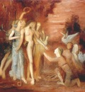 moreau hesiod and the muses