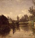 Haes Carlos de Canal abandonado  Vriesland Holanda