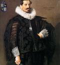Hals Frans Portrait of Jacob Pietersz Olycan Sun