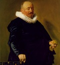 Hals Portrait of an elderly man ca 1627 30, Frick Collection