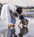Steve Hanks New Discoveries, De