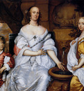 Hanneman Adriaen Maria van Reigersberg and children Sun