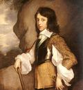 Hanneman Adriaen Portrait Of Henry Stuart Duke Of Gloucester