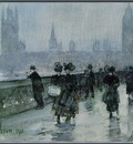 Hassam Westminster Bridge sj
