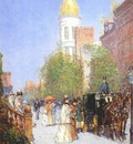 hassam a spring morning c1890