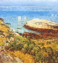 hassam early morning calm
